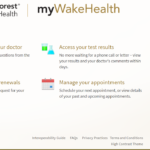 My Wake Health - Pay Bill Online At Any Time